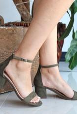 The Adriana Low Heel
