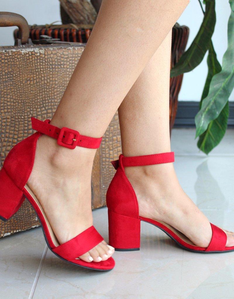 The Haley Low Heel