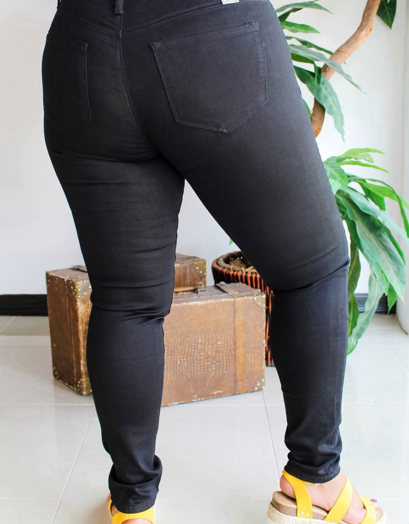 The Alexis Black Skinny Jeans