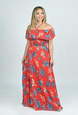 Floral Fiesta Skirt