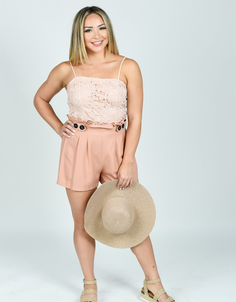 The Betsy Crop Top