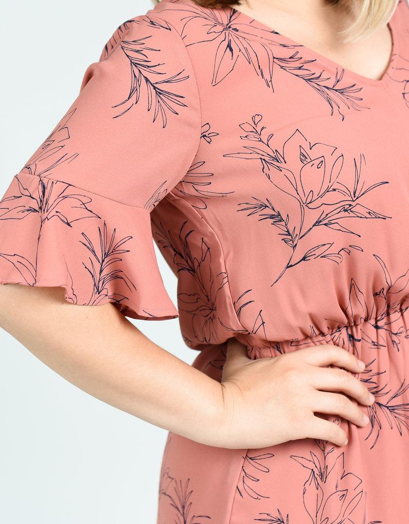 The Sandra Dress