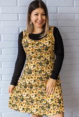 Sunflower Fields Dress
