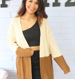 The Maple Vanilla Cardigan