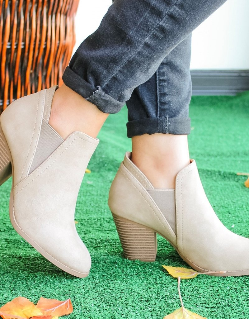 The Brooke Bootie