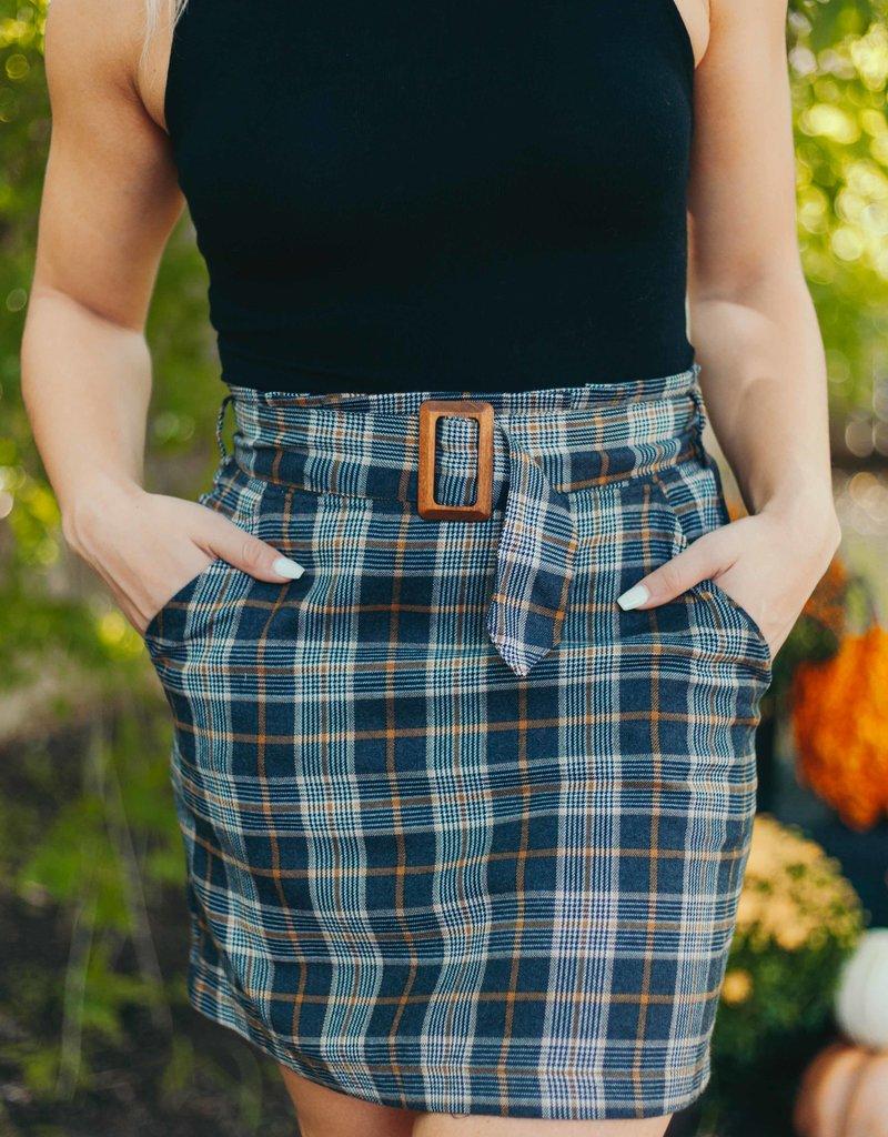Candy Corn Skirt