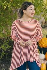 Hey Pumpkin Top
