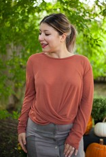 The Amber Long Sleeve Top
