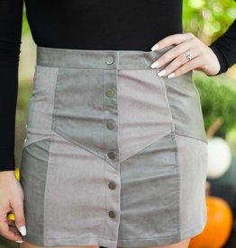 Hello Pumpkin Skirt