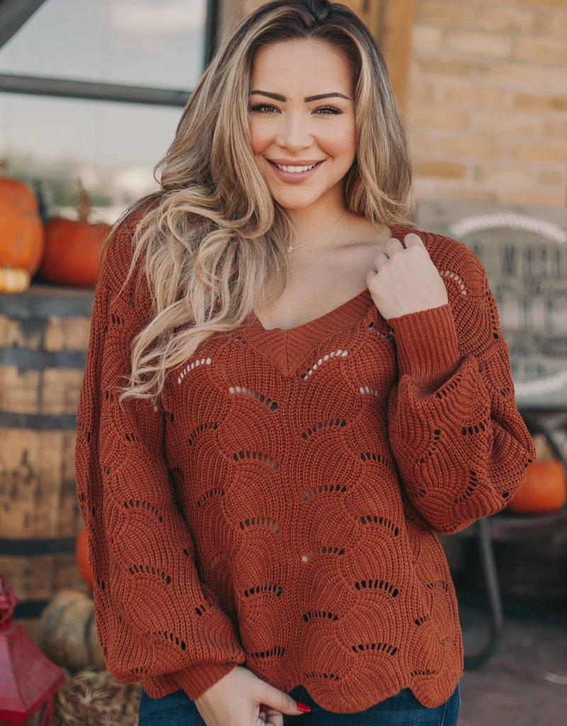 The Emilia Sweater