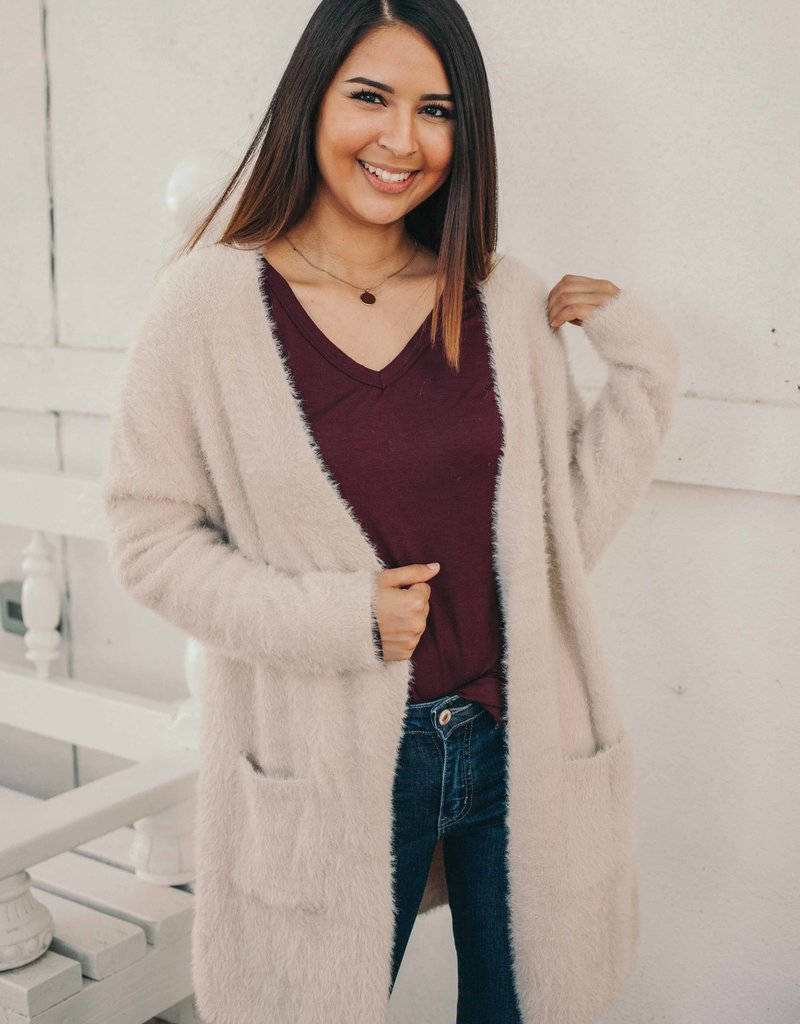 Let's Get Cozy Cardigan