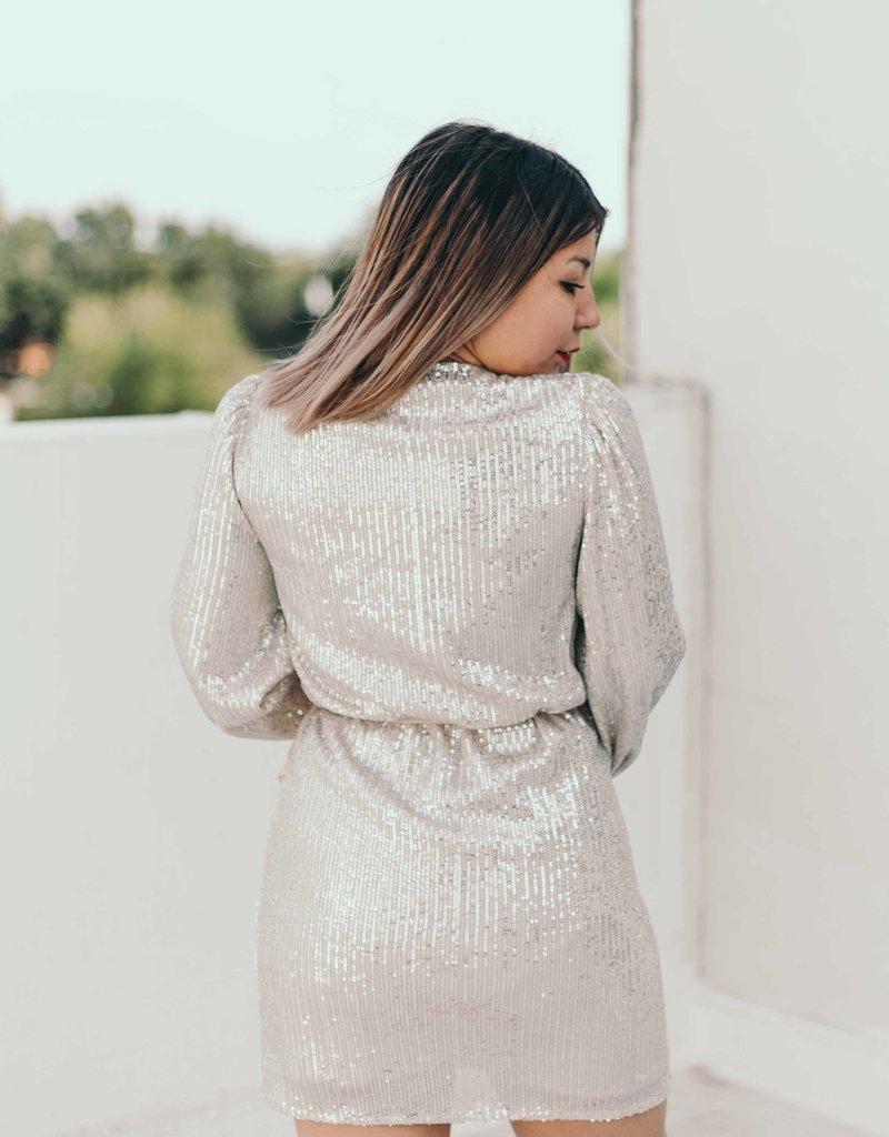 Time TWO Shine Dress