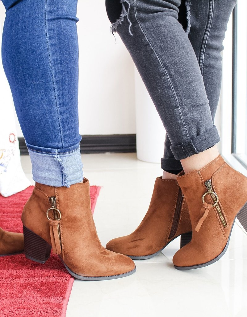 Take the Leap Booties