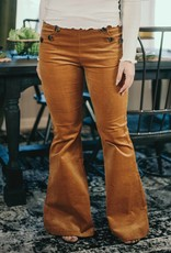 Brandy Fuax Suede Pants