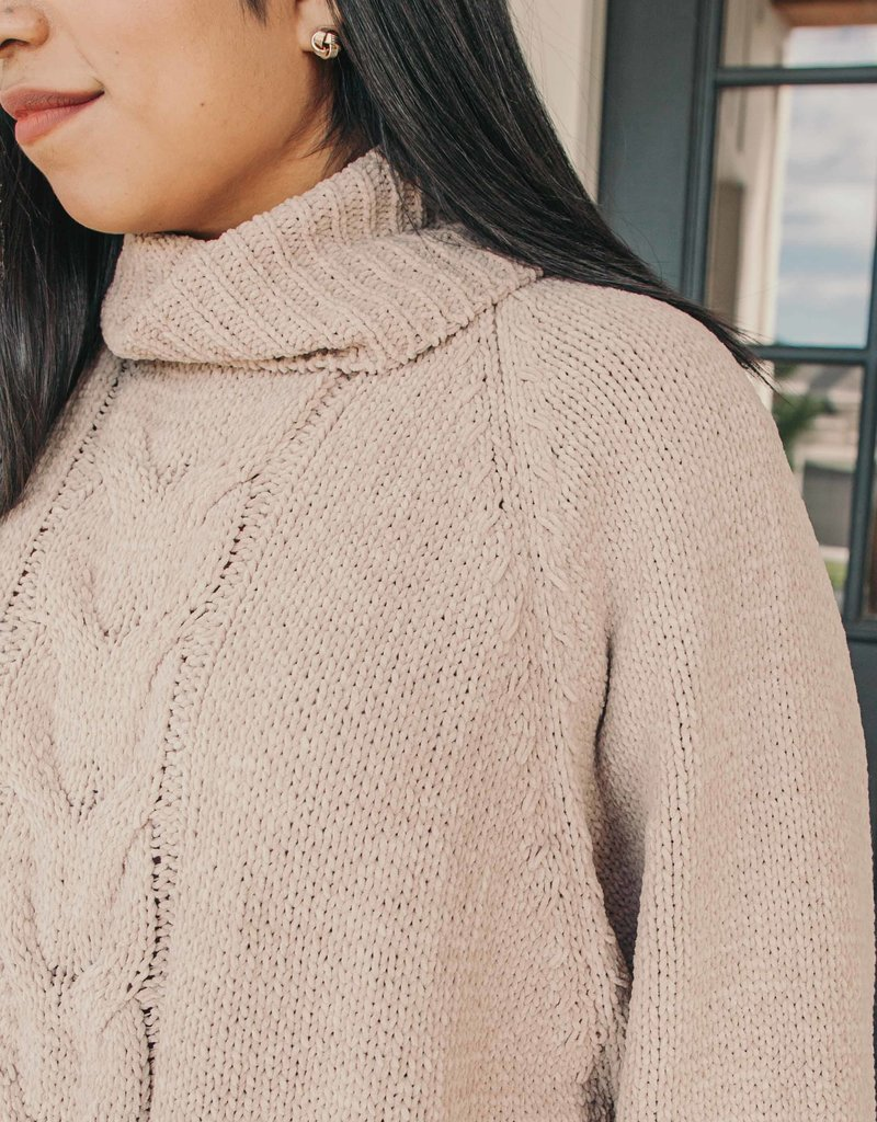 So Cozy and Chic Sweater