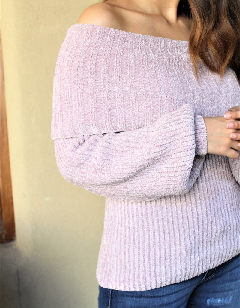 The Couldn't Be Cozier Top