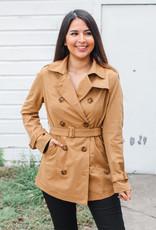 Cute as a Button Coat