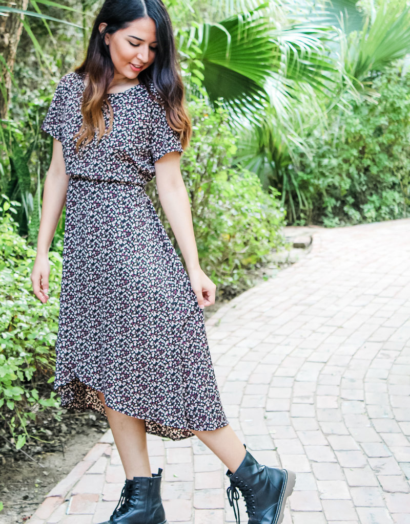 Flirty Florals Dress