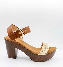 The Nina Block Heel