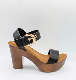 The Isabel Block Heel