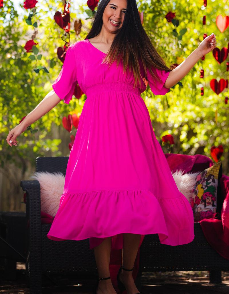 The Sweetheart Dress