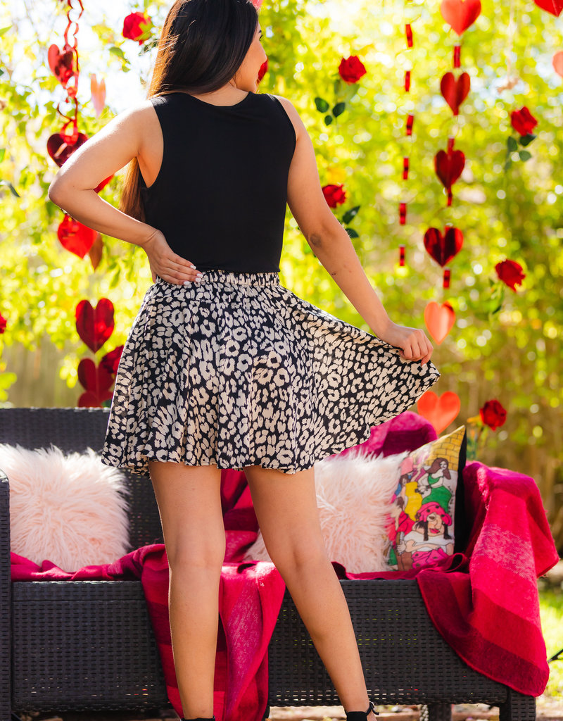 Walk on the Wild Side Skirt