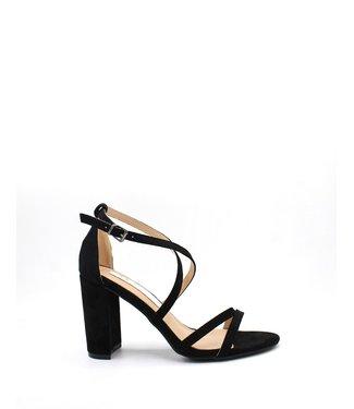The Celeste Heel (in Black)