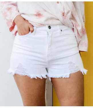 Sand Dollar Denim Shorts