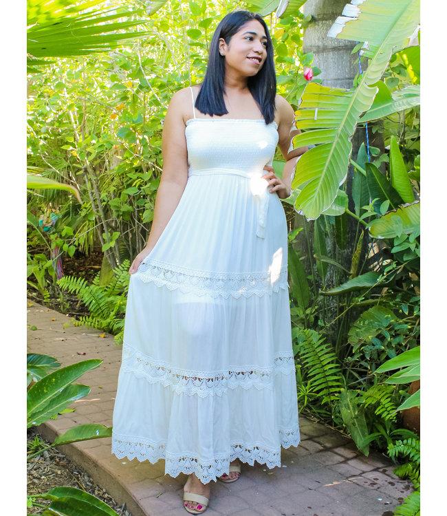 White Sands Maxi Dress