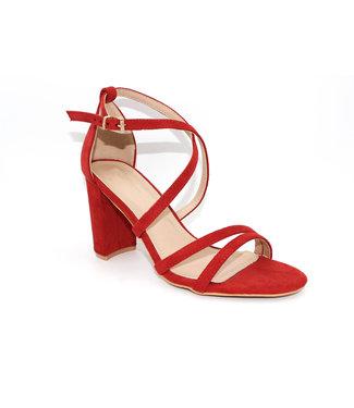 The Celeste Heel (in Red)
