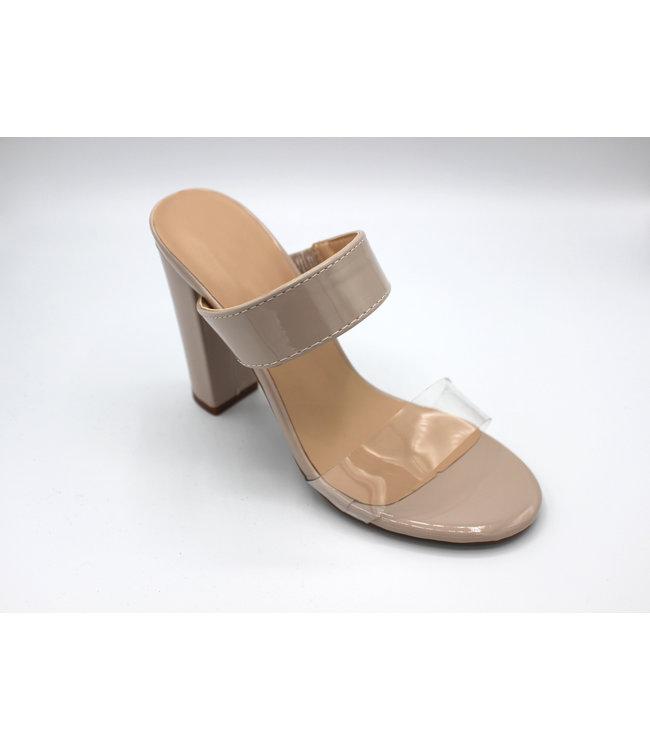 The Smooch Heel (in Nude)