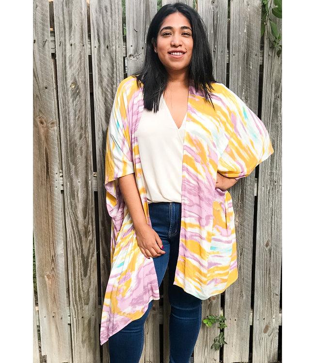 It's a Vibe Kimono