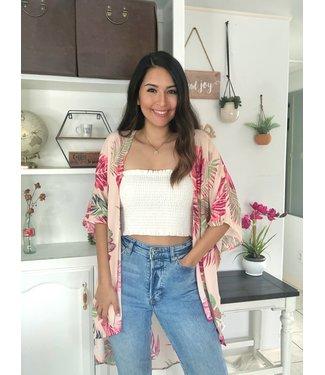 Meet Me in Maui Kimono