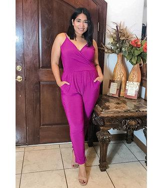 Vibrant Beauty Jumpsuit
