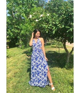Fine China Maxi Dress