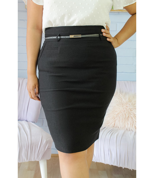 Back to Business Skirt