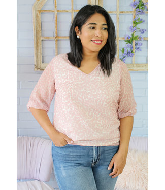 Blush Rush Top