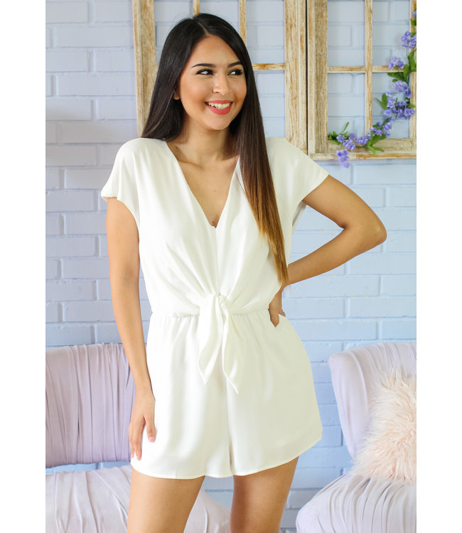 The Magnolia Romper