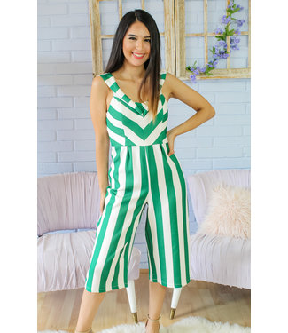 Lucky Days Midi Jumpsuit