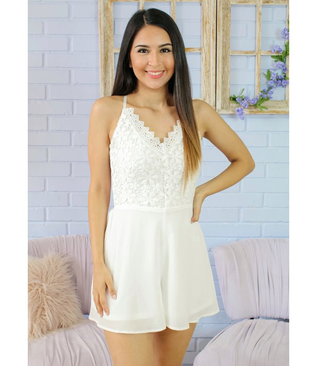 Be My Love Romper