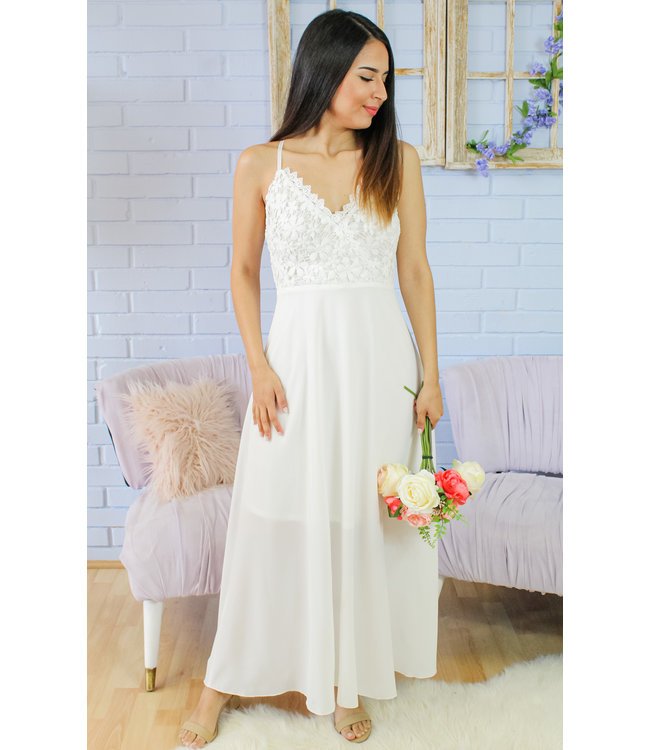 Happily Ever After Maxi Dress
