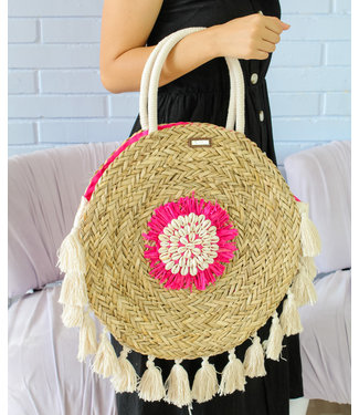Shells and Sun Tote