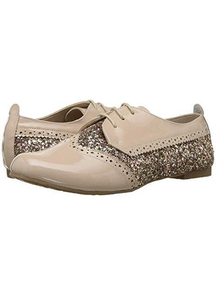 Elephantito Girl's Wingtip Oxford