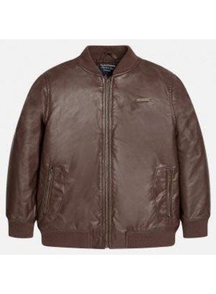 Mayoral Leather Jacket