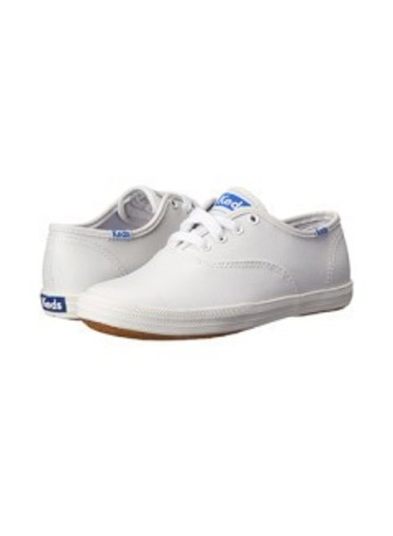 Keds Champion CVO {White Leather}