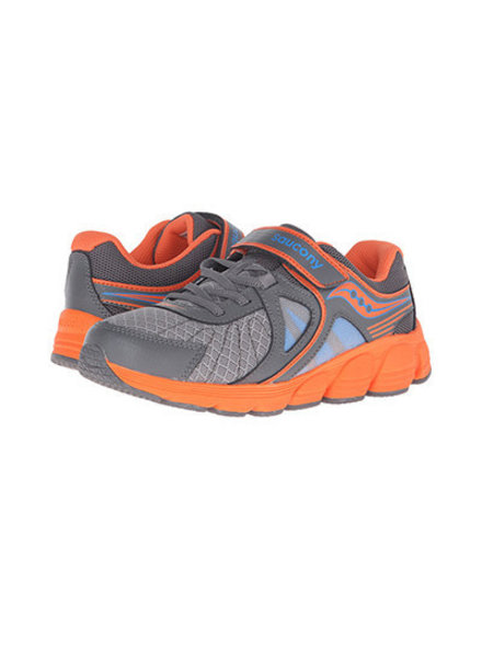 Saucony SY-B Kotaro 3 A/C {Grey/Orange/Blue}