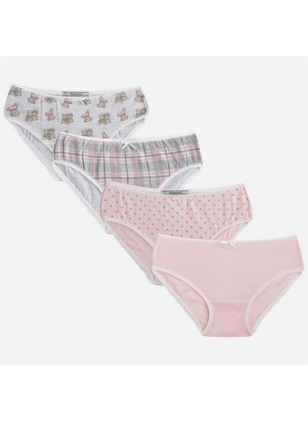 Mayoral Underwear 4pc. Set