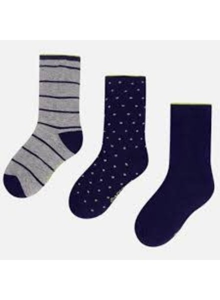 Mayoral 3 Smart Line Sock Set
