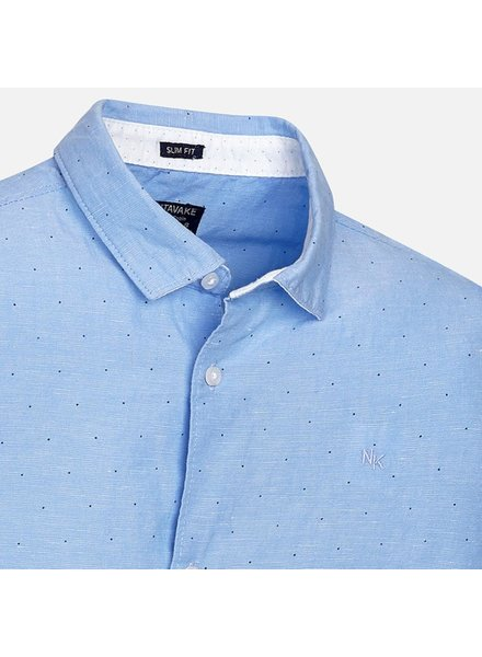Mayoral Basic Linen L/s Shirt