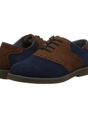 Florsheim Kennett Jr Navy/Brown
